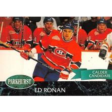 Ronan Ed - 1992-93 Parkhurst No.88