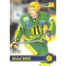 Broš Michal - 1998-99 DS No.81