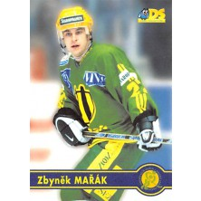 Mařák Zbyněk - 1998-99 DS No.84