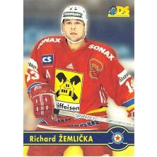 Žemlička Richard - 1998-99 DS No.92
