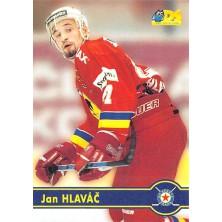 Hlaváč Jan - 1998-99 DS No.93