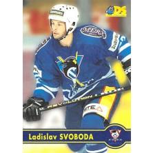 Svoboda Ladislav - 1998-99 DS No.98