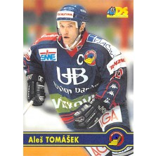 Tomášek Aleš - 1998-99 DS No.102