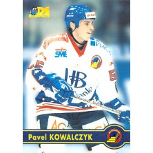 Kowalczyk Pavel - 1998-99 DS No.105
