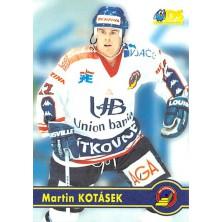 Kotásek Martin - 1998-99 DS No.107