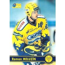 Meluzín Roman - 1998-99 DS No.110
