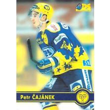 Čajánek Petr - 1998-99 DS No.111