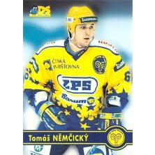 Němčický Tomáš - 1998-99 DS No.112