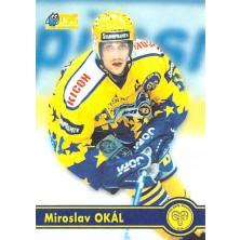 Okál Miroslav - 1998-99 DS No.114