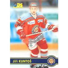 Kuntoš Jiří - 1998-99 DS No.116