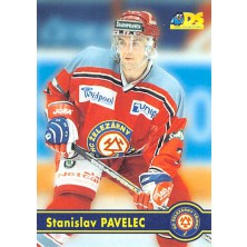 Pavelec Stanislav - 1998-99 DS No.117