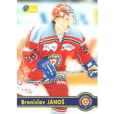 Jánoš Branislav - 1998-99 DS No.124