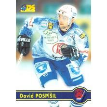 Pospíšil David - 1998-99 DS No.62