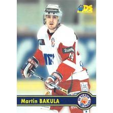 Bakula Martin - 1998-99 DS No.70