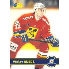 Burda Václav - 1998-99 DS No.88