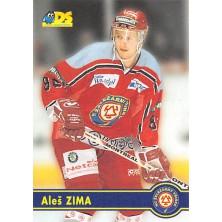 Zima Aleš - 1998-99 DS No.123