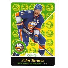 Tavares John - 2015-16 O-Pee-Chee Retro Box Bottoms
