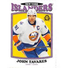 Tavares John - 2016-17 O-Pee-Chee Retro Box Bottoms