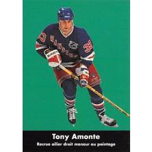 Amonte Tony - 1991-92 Parkhurst French No.443