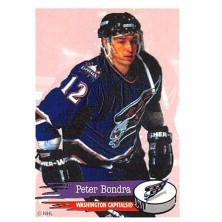 Bondra Peter - 1995-96 Panini Stickers No.139
