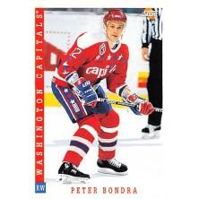Bondra Peter - 1993-94 Score Canadian No.344