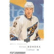 Bondra Peter - 2002-03 Artistic Impressions No.89
