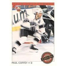 Coffey Paul - 1992-93 OPC Premier Star Performers No.4