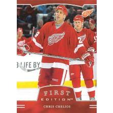 Chelios Chris 2002-03 BAP First Edition No.185