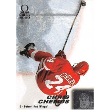 Chelios Chris 1999-00 Omega No.80