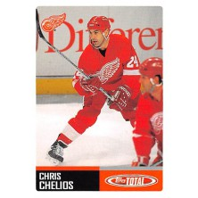 Chelios Chris 2002-03 Topps Total No.134