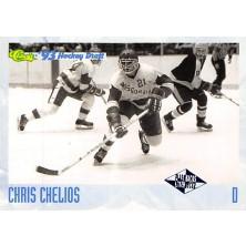 Chelios Chris 1993-94 Classic No.118