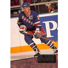 Amonte Tony - 1992-93 Ultra Rookies No.1