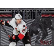 Karlsson Erik - 2013-14 Select Double Strike No.DS-12
