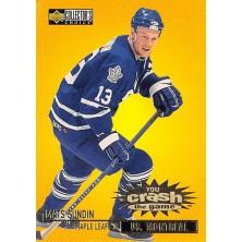 Sundin Mats - 1997-98 Collectors Choice You Crash the Game (vs.Montreal) No.C23.2