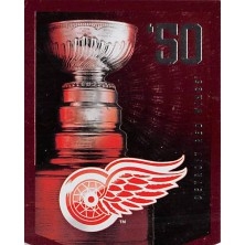 Detroit Red Wings Team - 2012-13 Molson Stanley Cup Collection 1950