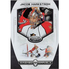 Markstrom Jacob - 2011-12 Certified Masked Marvels No.19