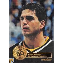 Stevens Kevin - 1993-94 Pinnacle Nifty 50 No.9