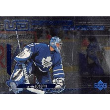 Joseph Curtis - 1999-00 Upper Deck Ultimate Defense No.UD10