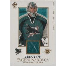 Nabokov Evgeni - 2002-03 Private Stock Reserve No.141