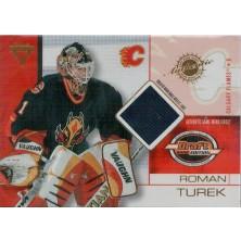 Turek Roman - 2001-02 Titanium Draft Day Edition No.17