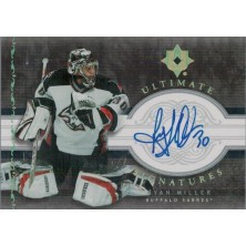 Miller Ryan - 2006-07 Ultimate Collection Signatures No.US-RM