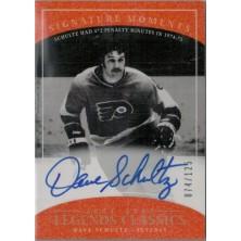 Schultz Dave - 2004-05 Legends Classics Signature Moments No.M39