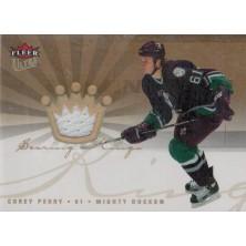 Perry Corey - 2005-06 Ultra Scoring Kings Jerseys No.SKJ-CP