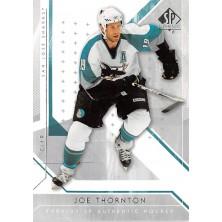 Thornton Joe - 2006-07 SP Authentic No.16