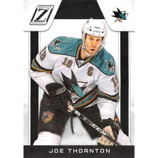 Thornton Joe - 2010-11 Zenith No.4