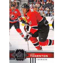 Thornton Joe - 2017-18 Upper Deck Canadian Tire Team Canada No.127