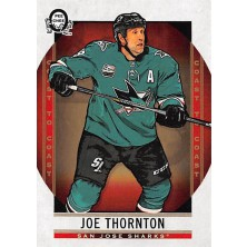 Thornton Joe - 2018-19 O-Pee-Chee Coast to Coast No.8